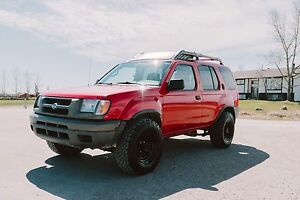 2001 Xterra Low kms