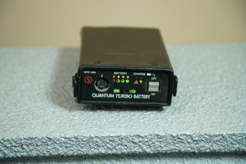 Quantum Turbo Battery Weak Battery Only works for a few flashes! QTB
