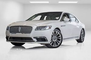2017 Lincoln Continental Reserve cuir toit nav awd