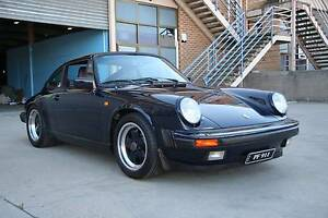 1985 Porsche 911 Coupe Fyshwick South Canberra Preview