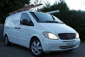 2009 Mercedes-Benz Vito 120cdi Van Turbo Diesel V6 Marsfield Ryde Area Preview
