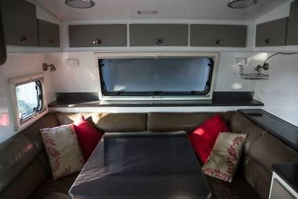 "2012 JB Caravans Scorpion 23'6""' Off Road Caravan -Tour in Luxury"