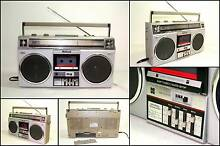National RX-4975 Radio Cassette Boombox Melville Melville Area Preview