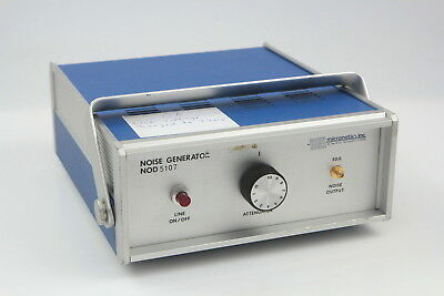 Micronetics Nod-5107 Noise Generator Model Nod5107
