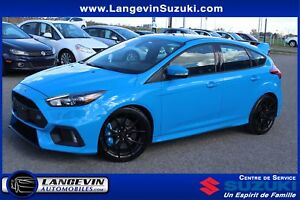 2016 Ford Focus RS TURBO/AWD/GPS/TOIT OUVRANT
