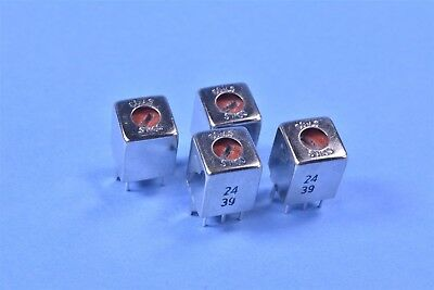4 Pcs Cec If Transformer Coil Tunable Inductor 455khz Center Frequency A90105044