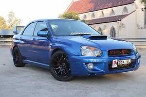 2004 Subaru Impreza WRX Newcastle Newcastle Area Preview
