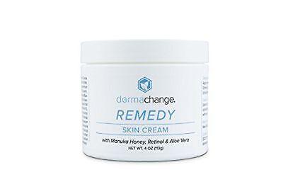 DermaChange Organic Skin Cream - Manuka Honey Face and Body