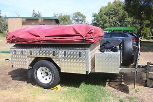 2014 MDC CAMPER TRAILER Croydon Hills Maroondah Area Preview
