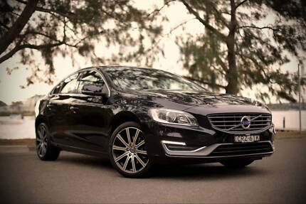 2014 Volvo S60 Sedan Mortlake Canada Bay Area Preview