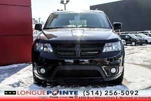 2018 Dodge Journey SXT+ 7 PASSAGER+2 AIR +BLACK TOP