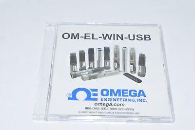 Omega Om-el-win-usb Temperature Logger Software
