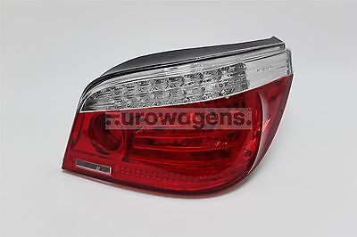 BMW 5 Series E60 07-10 LED Saloon Rear Light Lamp Right Driver Off Side LCI