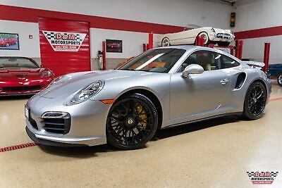 2015 Porsche 911 Turbo S Coupe Turbo S! Original MSRP $206,990! Priced Cheap!$!