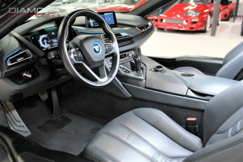 Image 10 Voiture American used BMW i8 2017