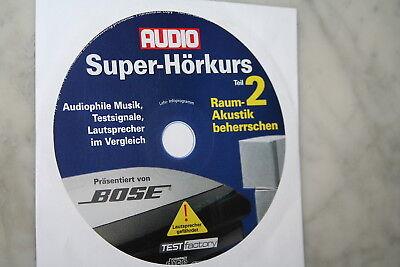 Audio Super-Hörkurs Teil 2 Super Audio