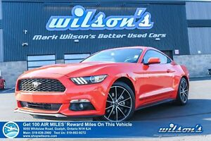 2015 Ford Mustang ECOBOOST PREMIUM | BLUETOOTH | CRUISE CONTROL