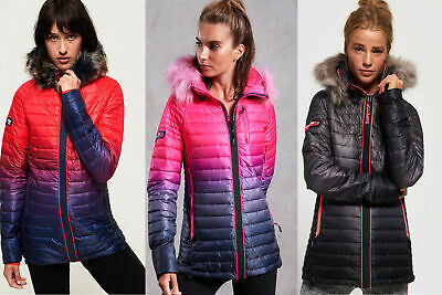 Superdry Womens Power Fade Jacket