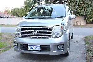 2005 Nissan Elgrand (LUXURY) , 4x4 Automatic (8 Seater) Applecross Melville Area Preview