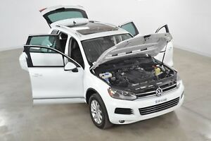 2014 Volkswagen Touareg 3.6L Comfortline Toit Pano*Cuir*Camera R