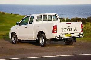 2010 Toyota Hilux SR Extra Cab Gerroa Kiama Area Preview