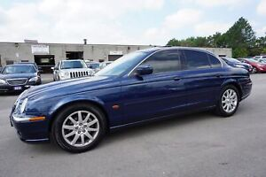 2000 Jaguar S-TYPE 4.0L V8 CERTIFIED 2YR WARRANTY *FREE ACCIDENT