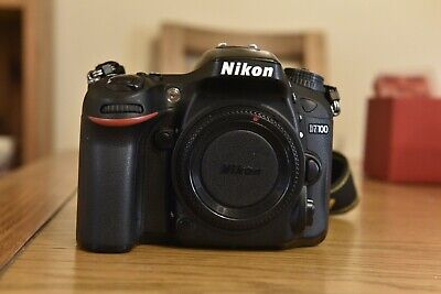 Nikon D7100 24.1MP Digital SLR Camera Body Only - Black, Very good condition.