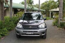 2005 Toyota RAV4 Wagon Oxley Island Greater Taree Area Preview