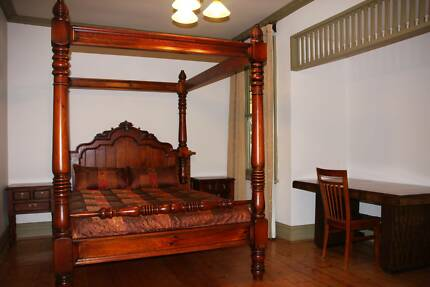 $85 per night. Central Ballarat Guesthouse accommodation
