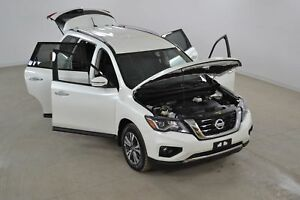 2018 Nissan Pathfinder SV 4WD GPS*Camera Recul*Sieges Chauffants