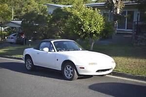 1990 Mazda MX-5 Convertible Tarragindi Brisbane South West Preview