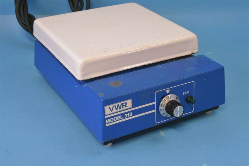 VWR Thermolyne Magnetic Stirrer Stirplate Model 310. VG Condition.