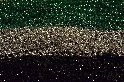 EAGLES GREEN SILVER BLACK MARDI GRAS BEADS/PARTY SUPER BOWL FAVOR 36 72 144 180](Super Bowl Favor)