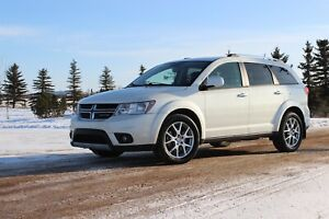 2014 Dodge Journey rt all wheel drive