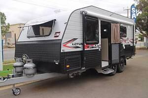 2014 Lotus Caravans Freelander 19'6 Kilburn Port Adelaide Area Preview