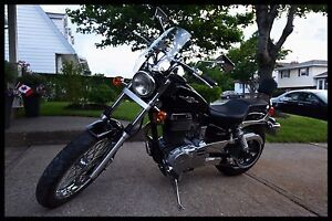 2005 Suzuki Boulevard S40 (LS650P) - Excellent Condition