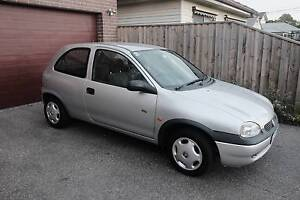 2000 Holden Barina Hatchback - super low k's, perfect first car! Highett Bayside Area Preview