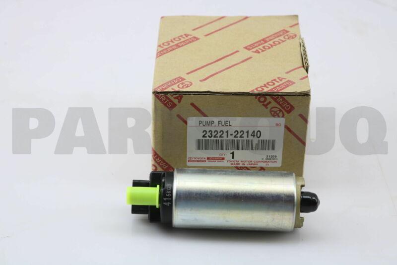 2322122140 Genuine Toyota Pump Assy, Fuel 23221-22140
