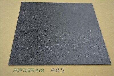 Abs Plastic Sheet 14 Black 72 X 24