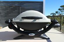 WEBER Q1000 BBQ - Purchased 6 months ago - As New ! Manly Manly Area Preview