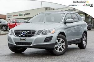 2012 Volvo XC60 3.2 Premier+LTHR+ROOF+BACK-UP.CAMERA