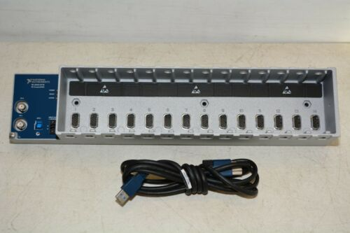 National Instruments cDAQ-9179 14-Slot Chassis #M9
