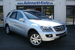 MERCEDES-BENZ ML 320 CDI Edition 10*SHD*Standhzg.*Airmatic*