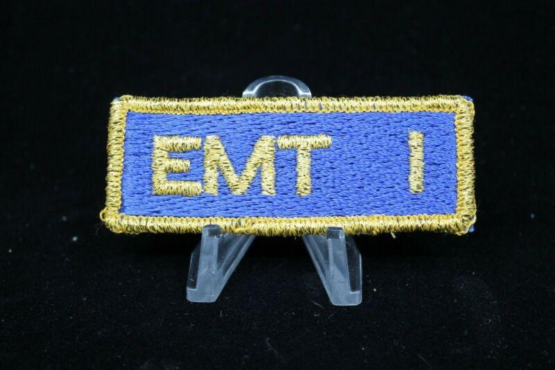 Canadian EMT Patch