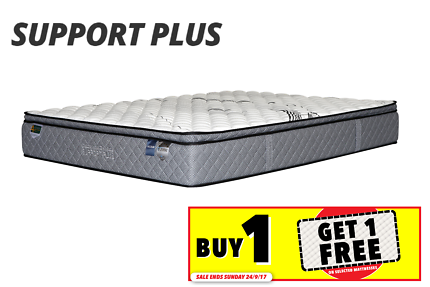 Buy 1 Mattress Get 1 Free Sale
