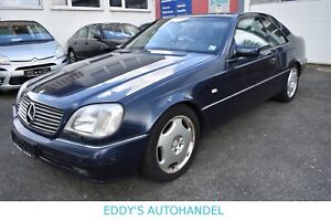 Mercedes-Benz CL 600 W140 V12 Coupe