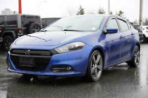 2013 Dodge Dart Limited/GT - LEATHER, ALLOY WHEELS, NAVI!