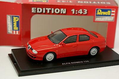 Revell 1/43 Alfa Romeo 156 Rosso