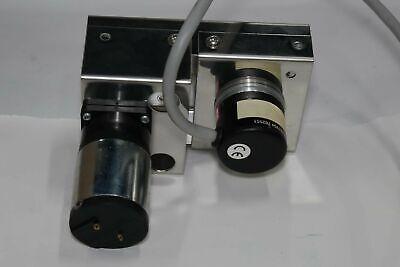 Maxon Dc Motor Assy 2140.934-22.112-050 X03 F2140 4w W Domino Encoder 05532218