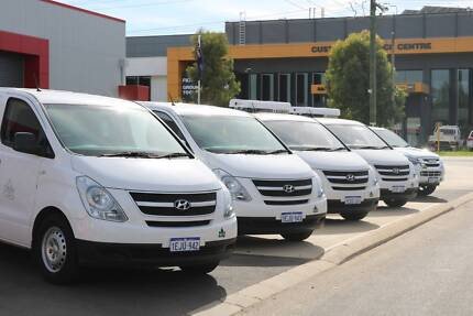 Refrigerated Van and Truck Hire Perth
